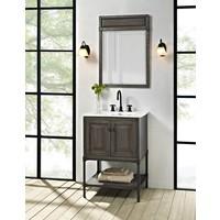 """Fairmont Design's - Toledo 24"""" Vanity - Door - Driftwood Gray - Driftwood Gray - 1401-24"""