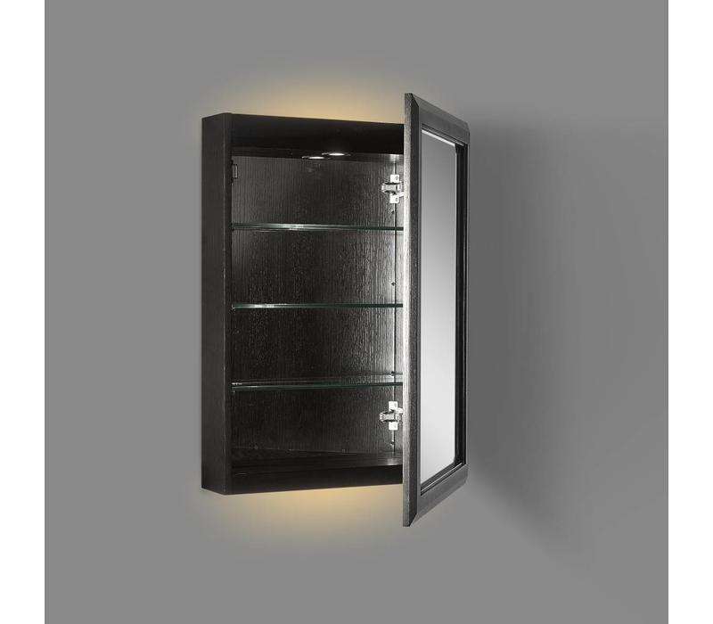 Fairmont - Charlottesville - Vintage Black - Medicine Cabinet