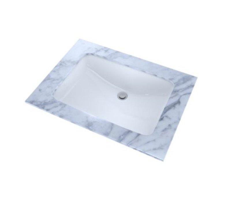 TOTO - LT540G Rectangular Sink - Cotton White