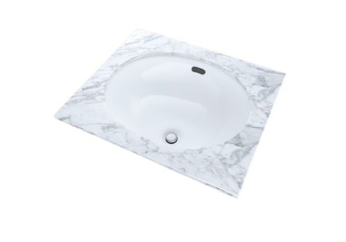 TOTO TOTO  - LT577 - Oval Undermount sink