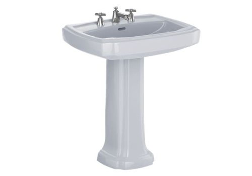 "TOTO TOTO - Guinevere - 27"" Pedestal Sink"