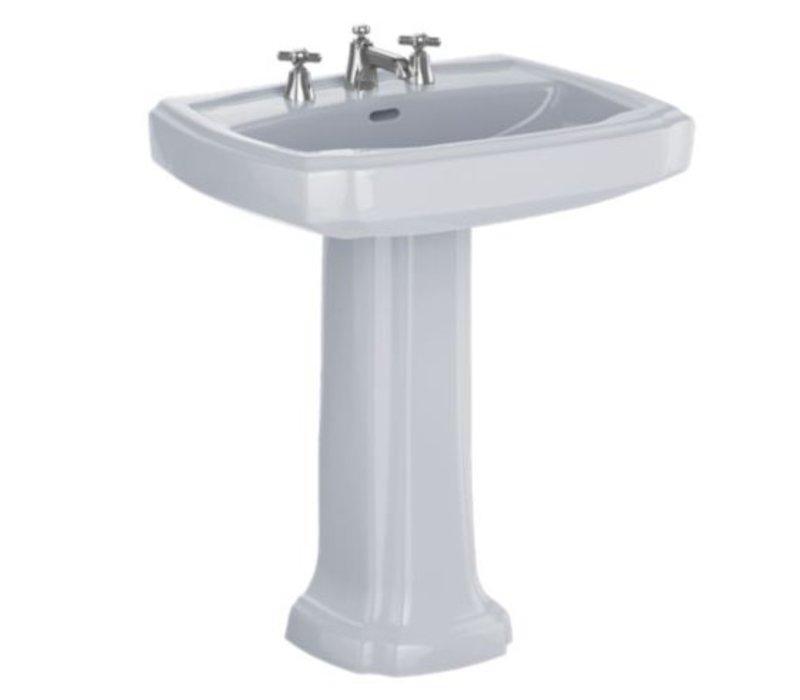 "TOTO - Guinevere - 27"" Pedestal Sink"