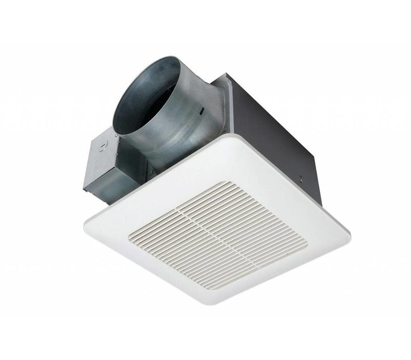 Panasonic - WhisperCeiling DC 110-150 CFM