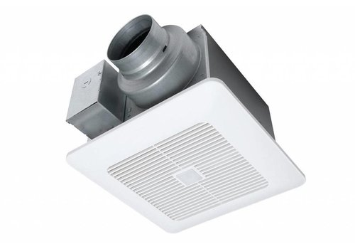 Panasonic Panasonic - WhisperSense DC - Motion & Built in Humidity Sensor - 50-80-110 CFM