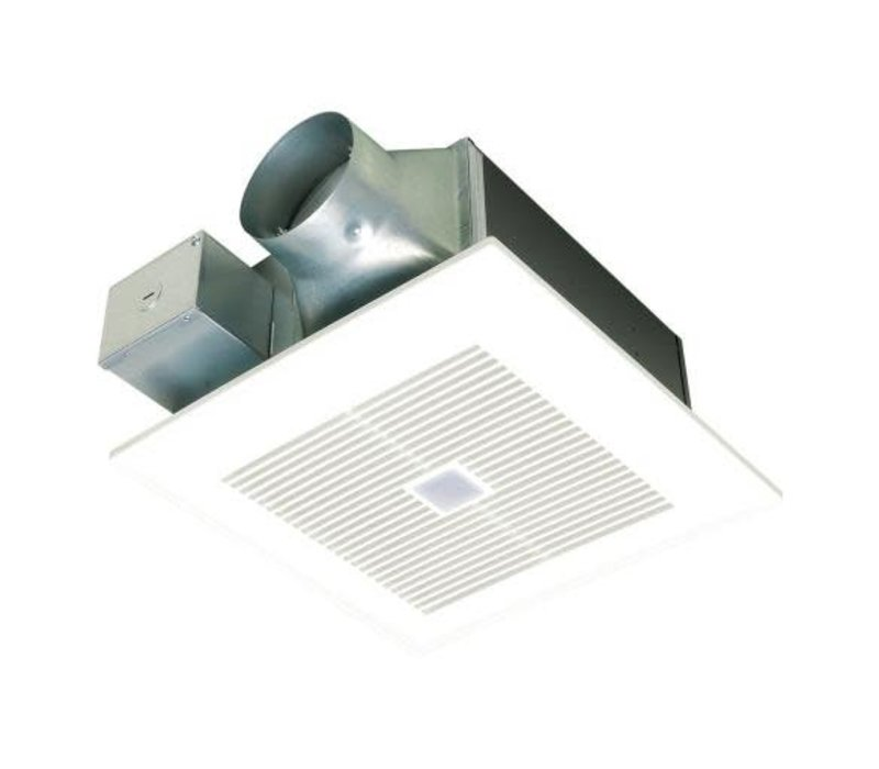 Panasonic - WhisperFit®EZ with SmartAction® Motion Sensor 80-110 CFM