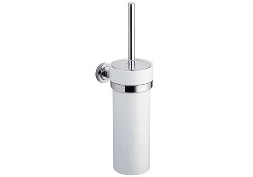 LaLOO LaLOO - Toilet brush holder - Round