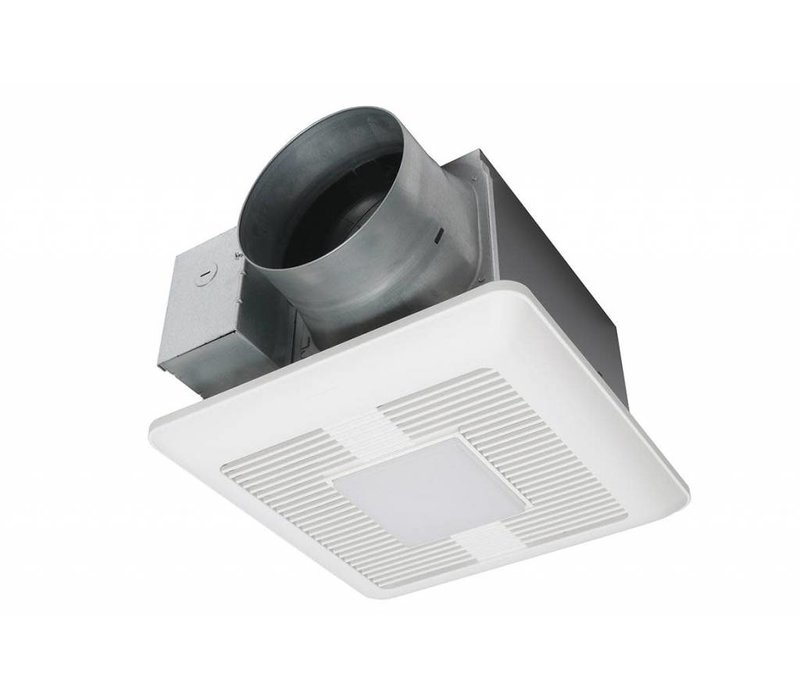 Panasonic - WhisperCeiling DC LED - 110-130-150 CFM