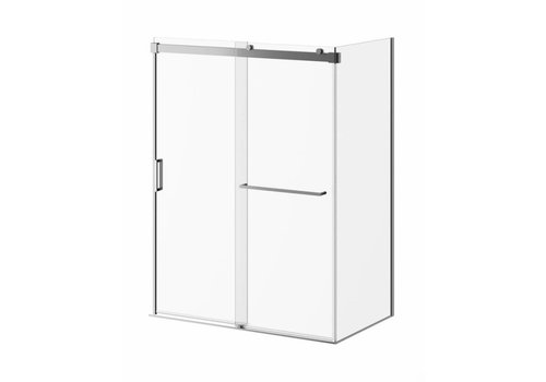 "kalia Kalia - Akcess PLUS - 60"" x 36"" x 77"" Corner Shower Door"