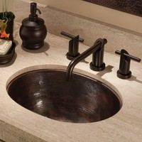 Native Trails - Cameo - Dual Mount Sink