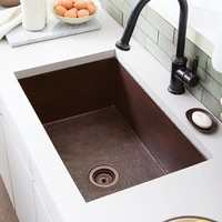 Native Trails - Cocina 33 - Kitchen sink