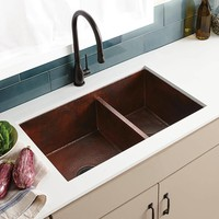 Native Trails - Cocina Duet - Kitchen sink