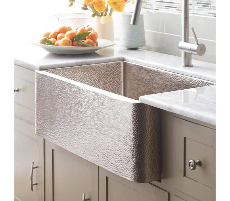 Native Trails - Farmhouse 30 - Kitchen sink