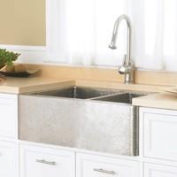 Native Trails - Farmhouse Duet - Kitchen sink