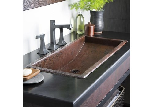 Native Trails Native Trails - Trough 30 - Dual Mount Sink