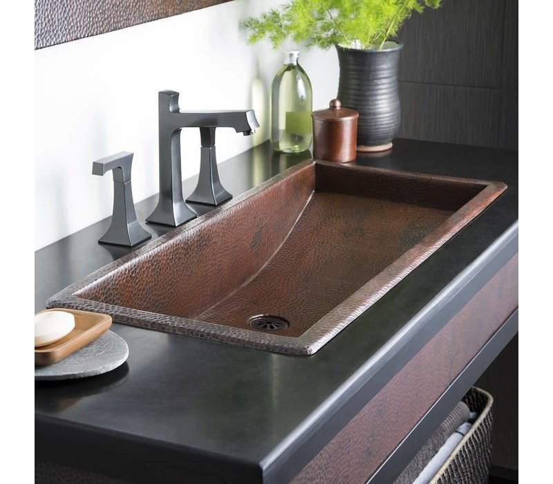 Native Trails - Trough 36 - Dual Mount Sink