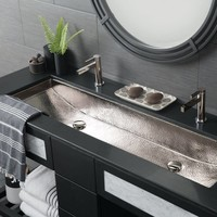 Native Trails - Trough 48 - Dual Mount Sink