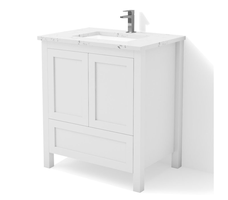 "DM Bath - 30"" Shaker Vanity"