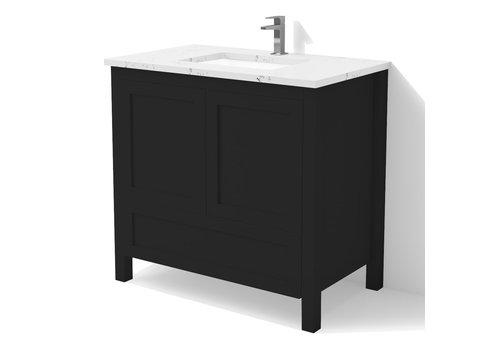 """DM Bath DM Bath - 36"""" Shaker Vanity"""