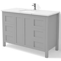 "DM Bath - 48"" Shaker Vanity"
