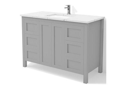 """DM Bath DM Bath - 48"""" Shaker Vanity"""