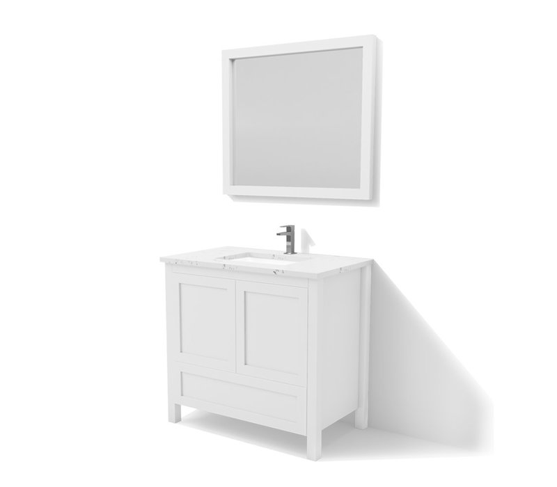 "DM Bath - 36"" Mirror -"