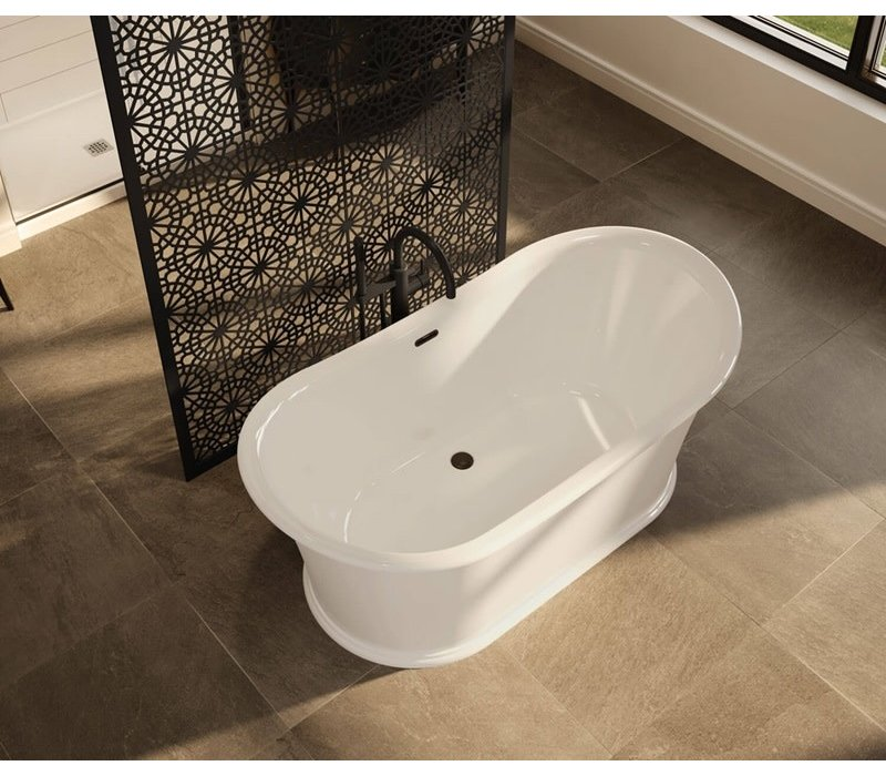 MAAX - Elina Freestanding bath - White