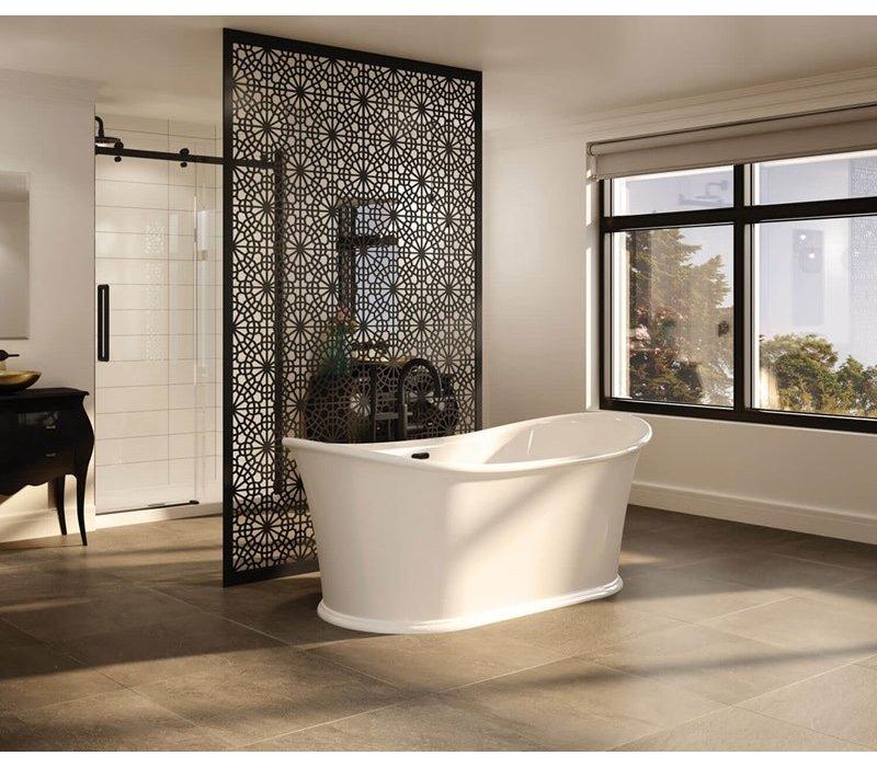 MAAX - Elina Freestanding bath - White