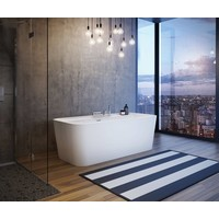 MAAX - Oberto Freestanding bath - White