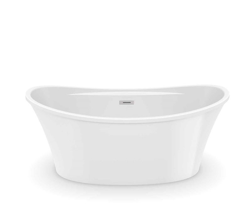 ARIOSA 6636 BATHTUB REGULAR WHITE ACRYLIC