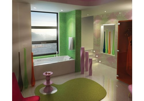 MAAX Maax - Optik - Alcove Bathtub