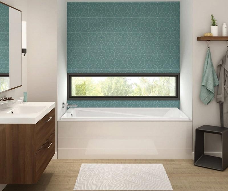 Maax - Exhibit - Drop-in Bathtub - Dupont Kitchen and Bath ...