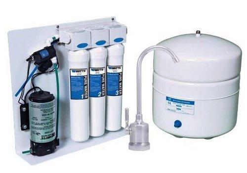 Watts Watts - 3 Stage Reverse Osmosis Zero Waste System - PWROKCZRO
