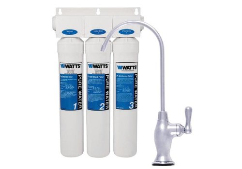 Watts Watts - 3 Stage ultra filtration water system - less tank - PWDWUFKC3