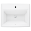 American Standard American Standard - Town Square - Drop in sink - Single hole - White - 0700001.020