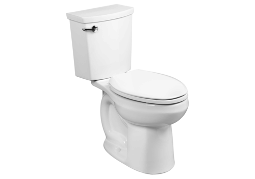 American Standard American Standard - H2OPTIMUM - Regular Height - White - Less Seat - 288CA114.020