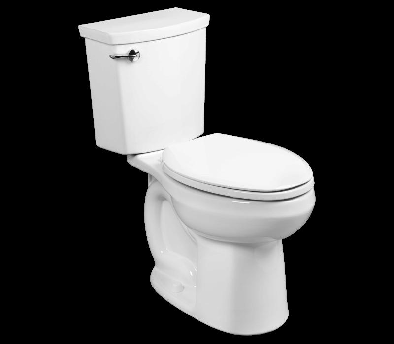 American Standard - H2OPTIMUM - Regular Height - White - Less Seat - 288CA114.020