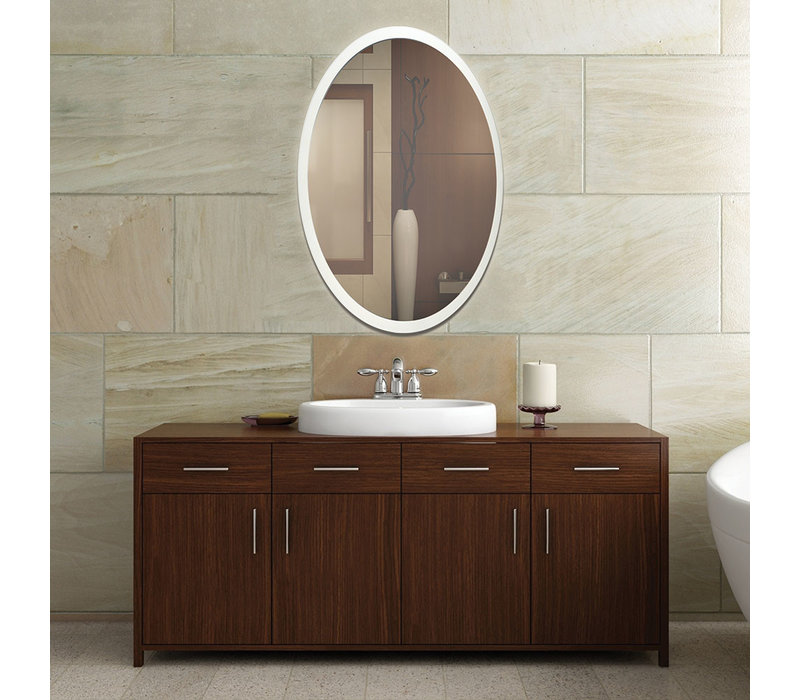 Eurofase - Oval Edge-lit Mirror