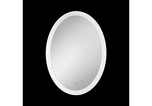 Eurofase Eurofase - Oval Edge-lit Mirror - Clear