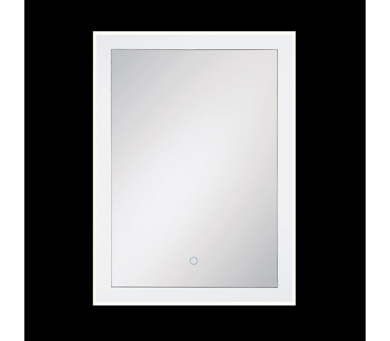 Eurofase - Rectangular Edge-lit Mirror - Clear