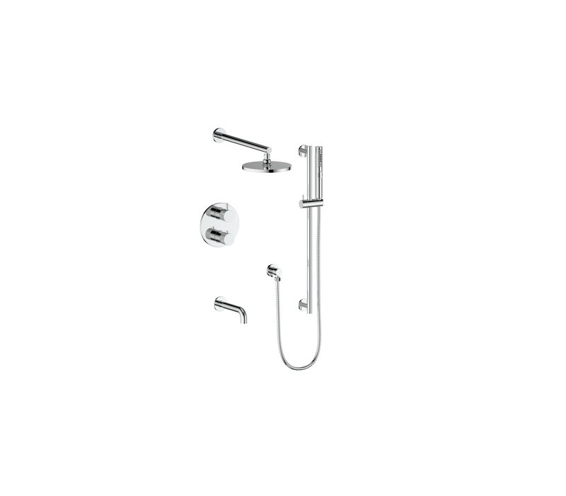 Vogt - Drava - Three-way shower system