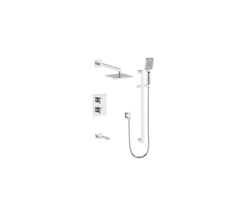 Vogt - Niveau - Three-way shower system