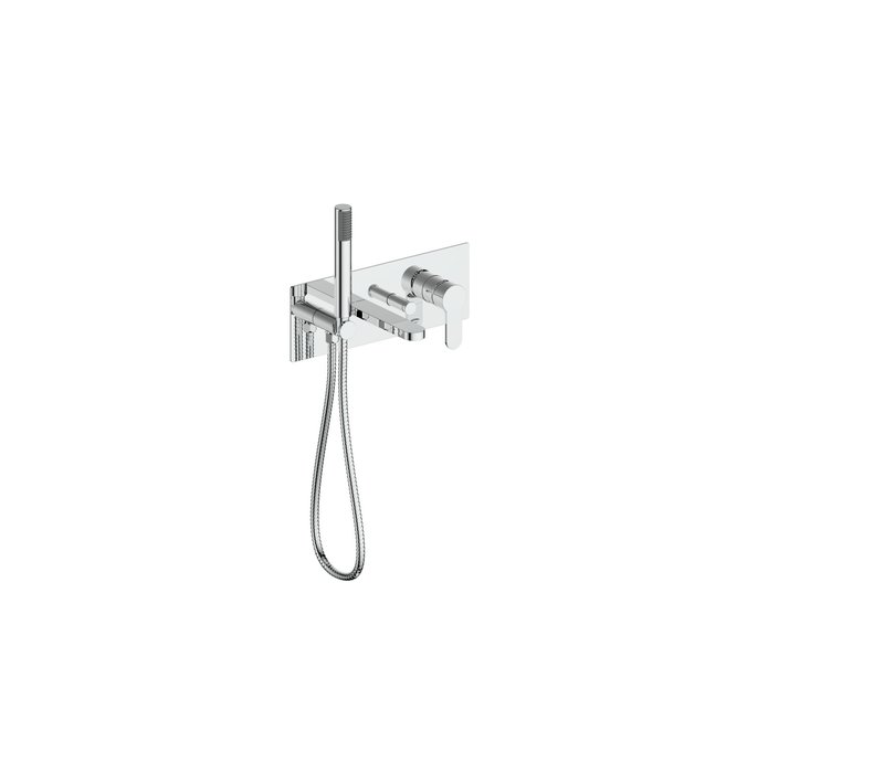 Vogt - Lusten - Wallmount tub filler