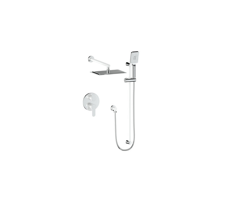 Vogt - Lusten - Two-way pressure balance shower system