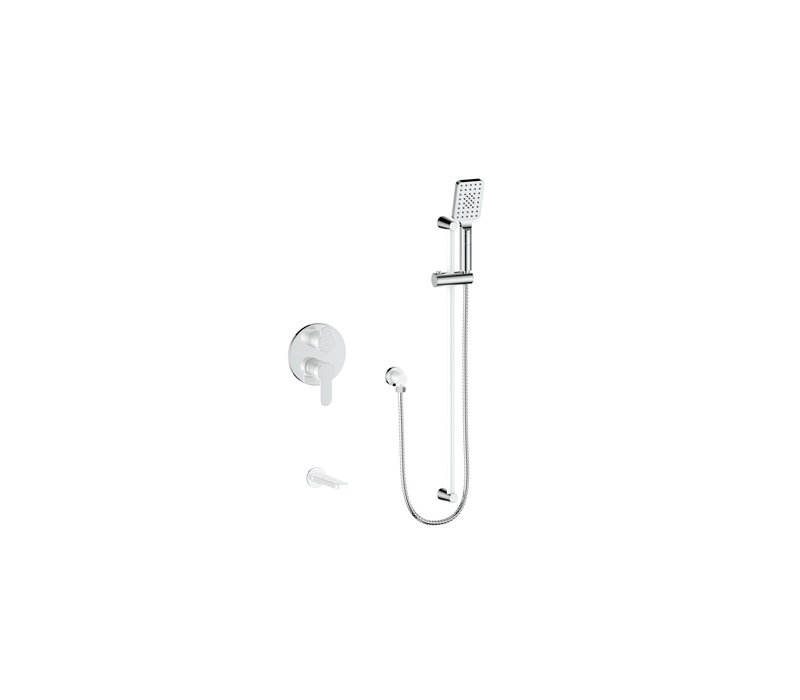 Vogt - Lusten - Two-way pressure balance tub shower system - Bar
