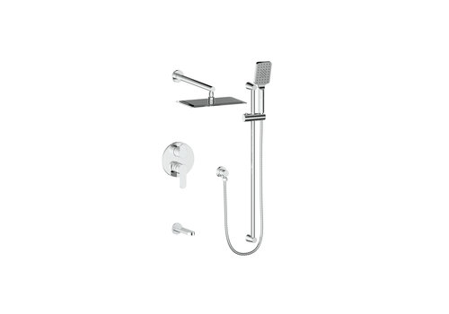 VOGT Vogt - Lusten - Three-way Pressure balance shower system