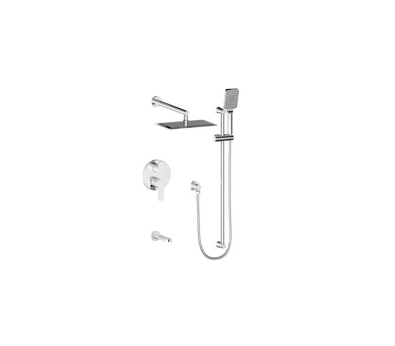 Vogt - Lusten - Three-way Pressure balance shower system