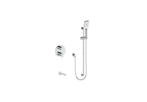 VOGT Vogt - Lusten - Two-way tub shower system