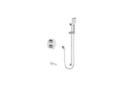 VOGT Vogt - Lusten - Two-way tub shower system