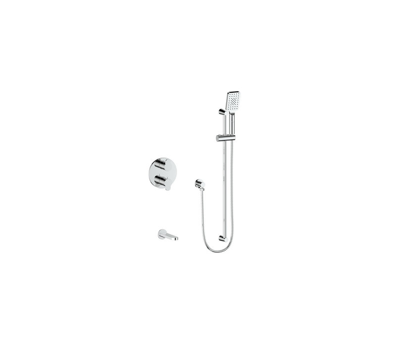 Vogt - Lusten - Two-way tub shower system
