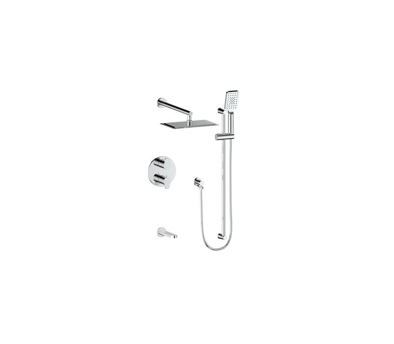 Vogt - Lusten - Three-way shower system
